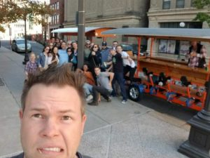 twin cities pedal pub tours